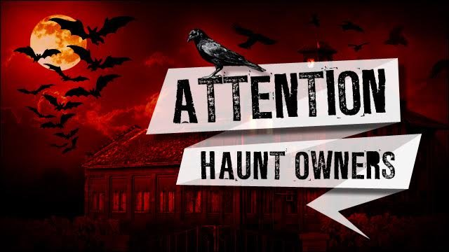 Attention New Hampshire Haunt Owners